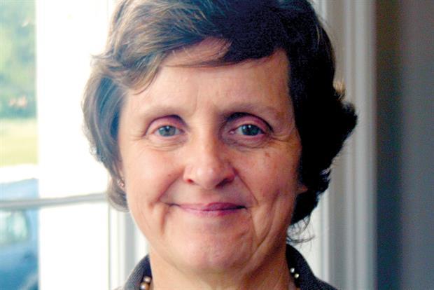 West Midlands Conservative MEP Anthea McIntyre