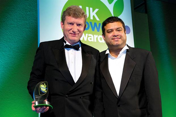Best Business Innovation - Winner Majestic Trees for My Majestic Professional