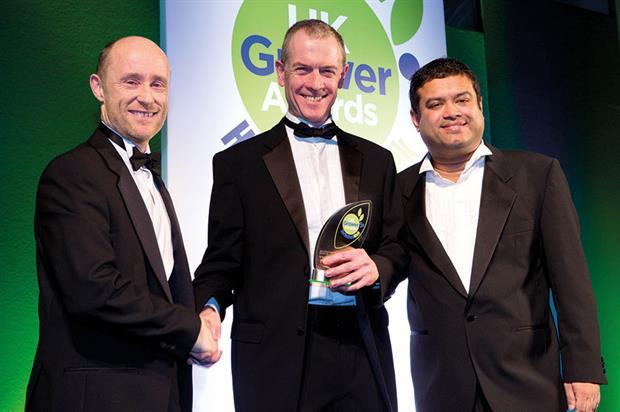 Nursery Stock Grower of the Year - Winner Bransford Webbs Plant Company
