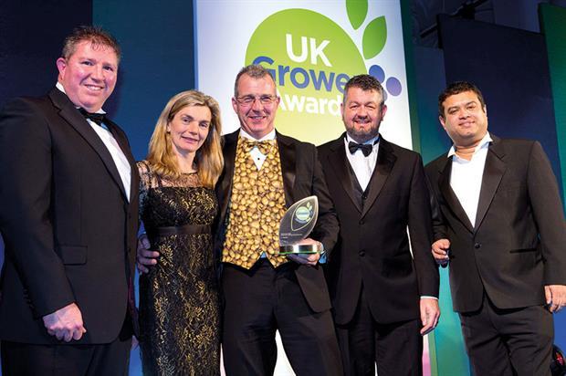 UK Growers Awards: Potato Grower of the Year - Winner LF Papworth