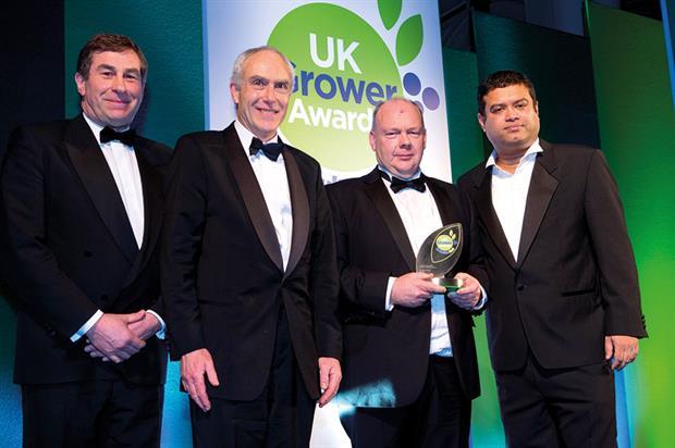 Vegetable Grower of the Year - Winner Freshgro