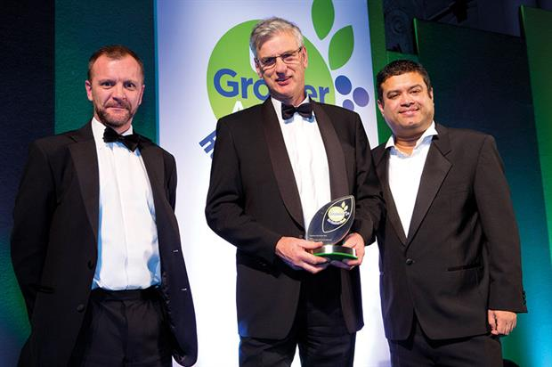 Top/Stone Fruit Grower of the Year - Winner Mack in partnership with Charles Highwood