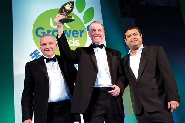 Ornamentals Grower of the Year - Winner Bransford Webbs Plant Company