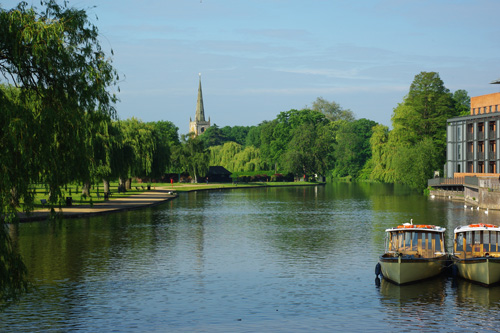 The Landscape Group will train staff to work as park wardens in Stratford-upon-Avon