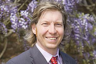 Mark Wallington, horticulture leader, Bridgewater College - image: Bridgewater College