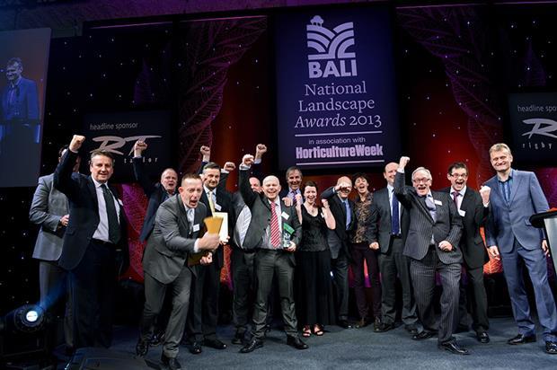Gavin Jones won the Grand Award at the BALI National Landscape Awards in 2013 - image: HW