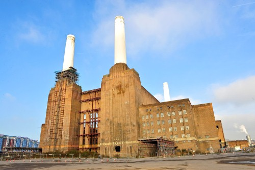 One of London's biggest current redevelopments Battersea Power Station is one of the buildings involved in Open House Weekend