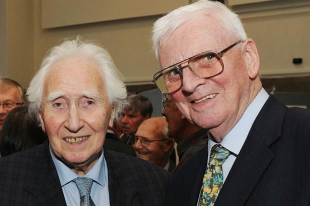 Reunited: Bernhard and Crosby - image: ©Roger Crump