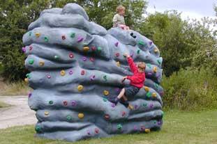 See the 'Boulder' at Saltex 08 - photo: Playground Facilities