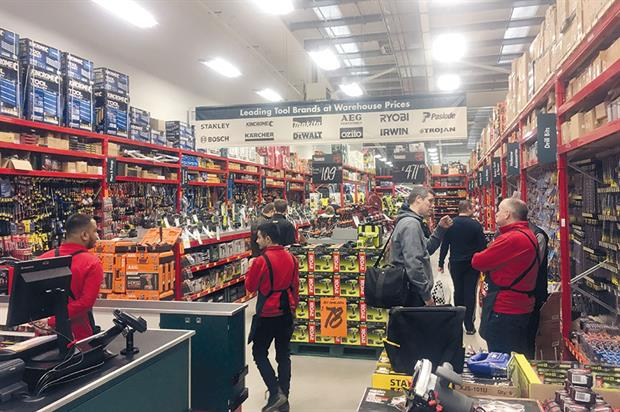 3d73c59e64 Bunnings  offering customers a broader range of products from which to  choose - image