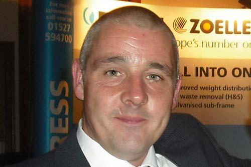Paul Thompson-Gough, apprentice gardener, Kirklees Council - image: HW