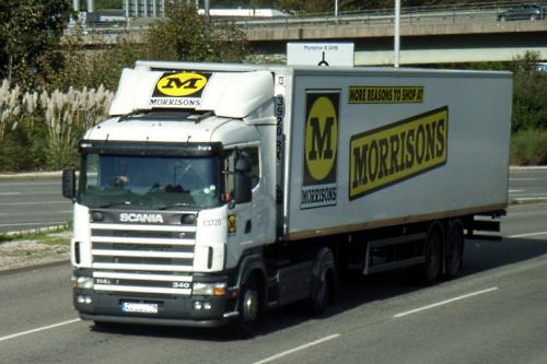 Morrisons - image: Flickr/ Graham Richardson