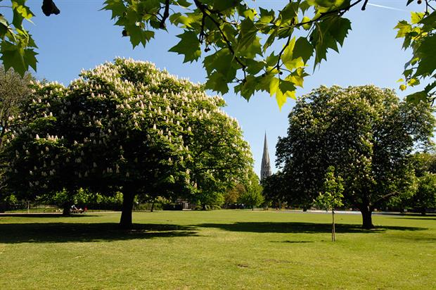 Parks: vital but vulnerable facilities treasured by all sections of community are being plunged into crisis by cuts - image: HW