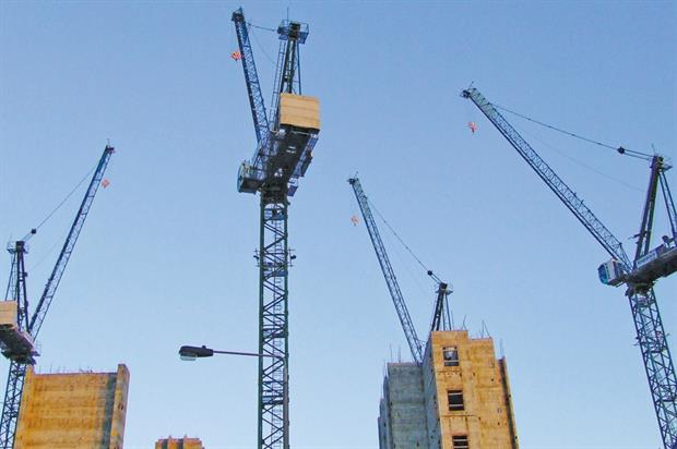 Underlying construction trend is flat says ONS