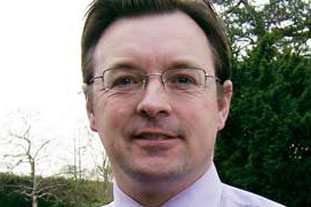 Eddie Curry, head of parks and open spaces, Nottingham City Council - photo: HW