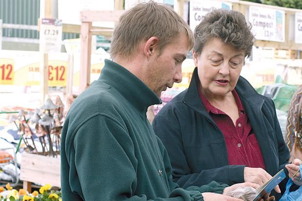 Customer service: trained staff are valuable for centres