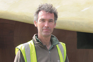 Tony Smith, garden designer, hortus infinitus - image: HW