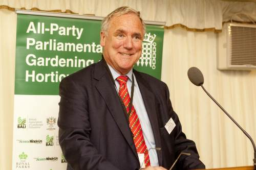 Lord Taylor said the horticulture industry would be part of the growth agenda - image: HW
