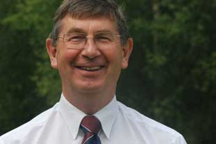 John Pemberton, chief executive, BIGGA - photo: BIGGA