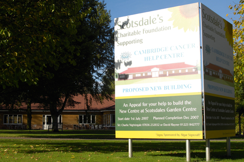 Community Involvement Award - Scotsdales - image: HW
