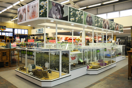 Best Wildlife or Pets Department - Cadbury Garden & Leisure - image: Cadbury Garden & Leisure