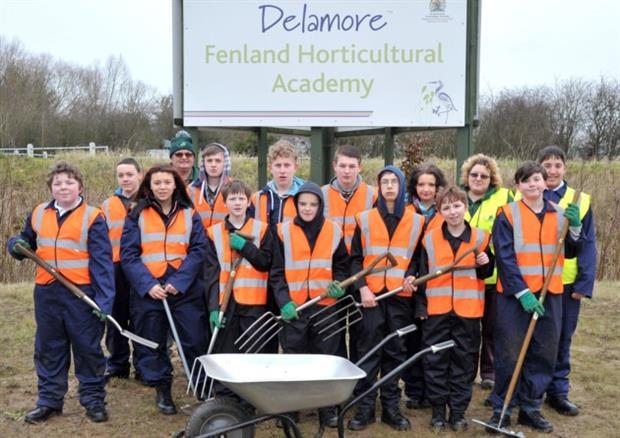 Delamore academy
