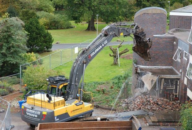 "Pershore's ""milestone"" redevelopment starts"