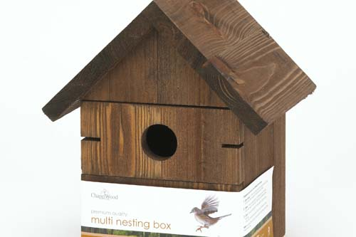 National Nest Box Week starts on 14th February - image: Chapelwood