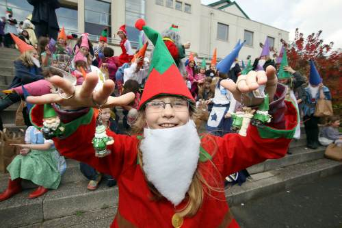 Solus gnomes help smash BBC Children in Need record - image: Solus