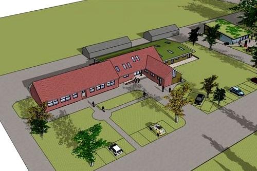 New Harper Adams development plans - image:HAU