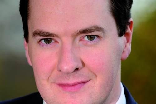 Chancellor George Osbourne - image: HM Treasury