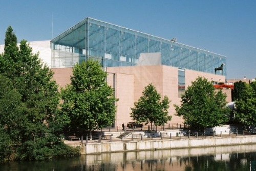 The European Court of Human Rights in Strasbourg - image:Eugene Regis