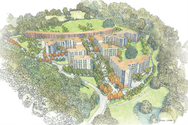 East Park Campus. Image: LUC