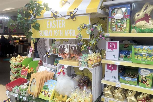 Garden centres: legislation preventing Easter Sunday opening is estimated to cost the industry £70m in lost sales - image: HW