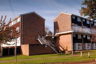 Garrison site to make way for Whitehill Bordon eco-town - photo: EDAW