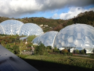 Are plans to produce geothermal energy at Eden Project hotting up?
