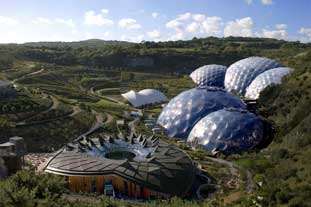 The Eden Project - photo: Tamsyn Williams