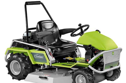 The Grillo CL922 Climber: for working on slopes - image: Grillo UK