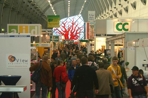 Almost 60% of IPM Essen's 1,500 exhibitors will come from outside host nation Germany - image: HW