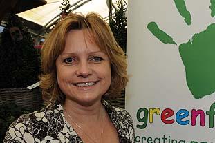 Deborah Skillicorn, marketing director, Greenfingers - image: Greenfingers