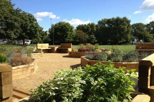 Filton Community Garden in Bristol