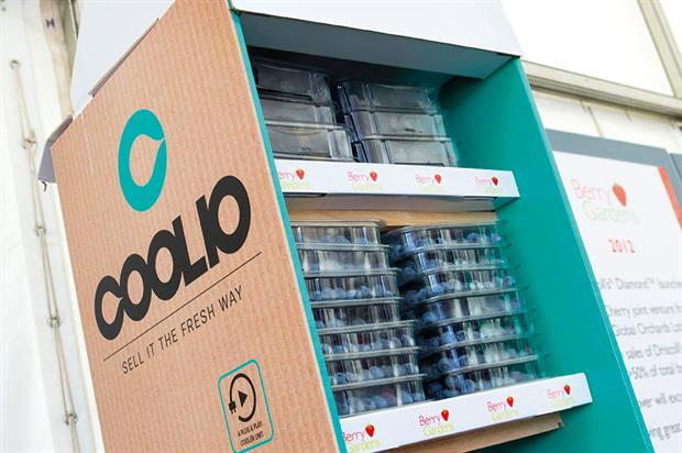 Coolio: Berry Gardens' chilled unit praised by Capper - image: HW