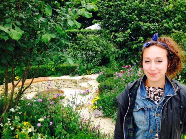Young Garden Designer Finalist Uses Homebase Experience | Horticulture Week