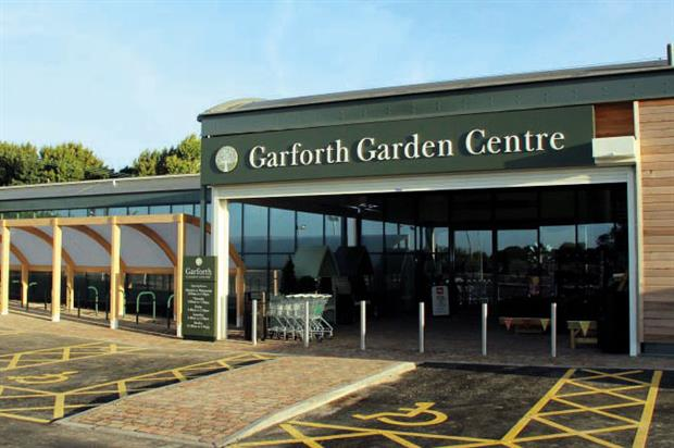 Garforth Garden Centre: store opened on 23 September