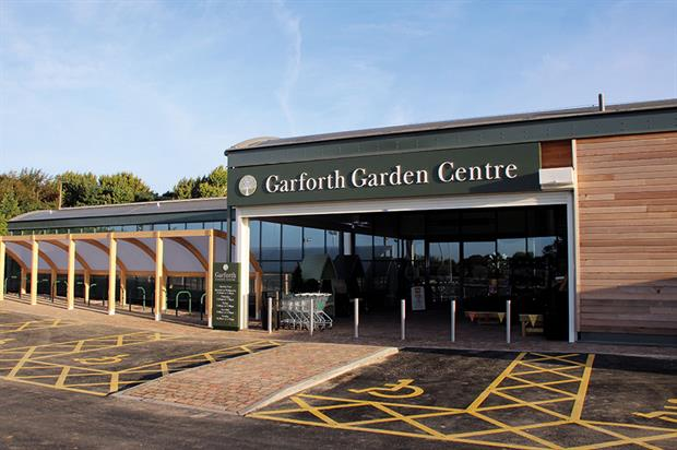 Best Multiple Business Refurbishment, Refit or Extension - Winner: Klondyke Garforth Garden Centre