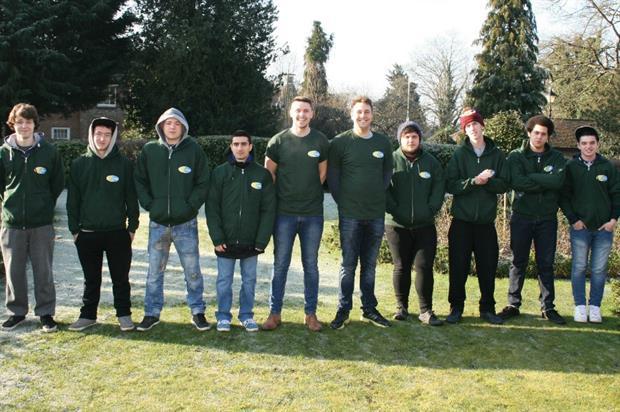 The Panshanger Park Green Team