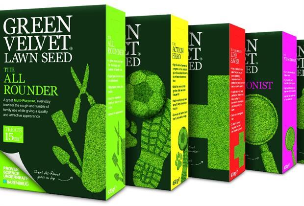 The Green Velvet range by Barenbrug