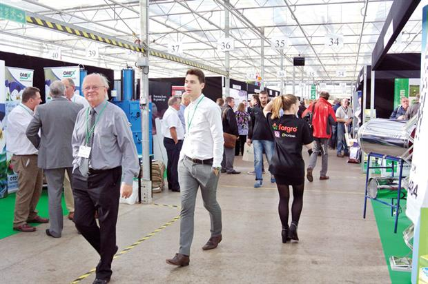 GroSouth: annual south coast growers' event is hosted by Roundstone Nurseries