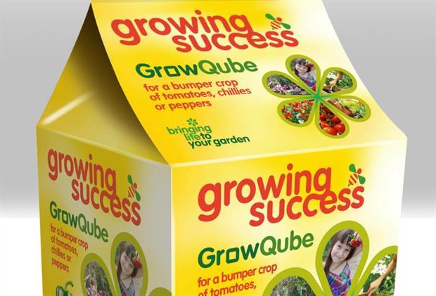 Sinclair GrowQube close up