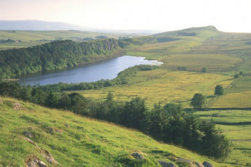 Part of the Hadrian's Wall Trail